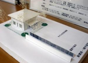フジ設計 案模型